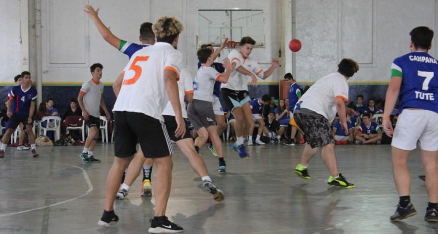 Juegos Bonaerenses: los equipos de handball de la Dante Alighieri clasificaron a la etapa regional