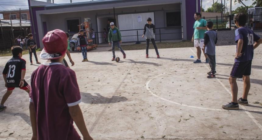 La Josefa: el centro recreativo continúa ofreciendo distintas propuestas para los vecinos