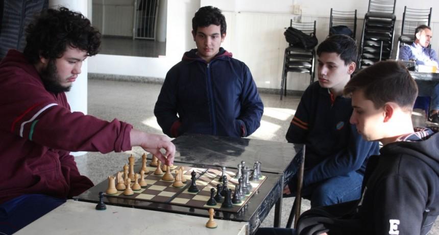 Juegos Bonaerenses: se disputó la etapa local de Ajedrez