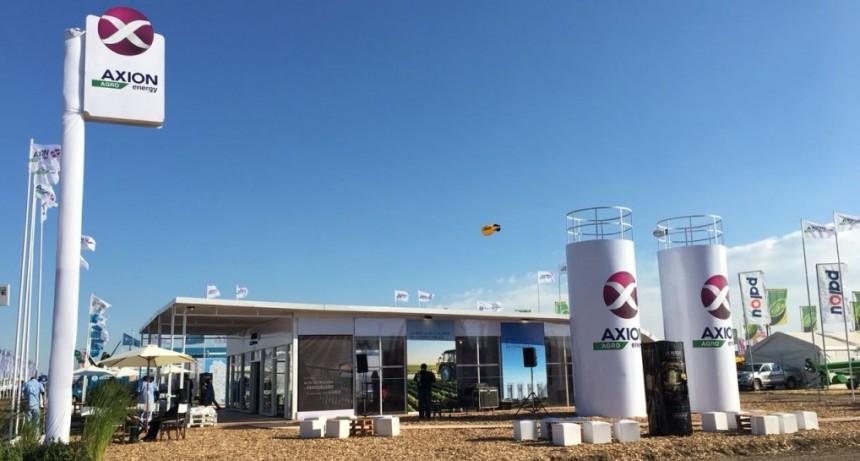 AXION energy se lanza al mundo Agro en AgroActiva