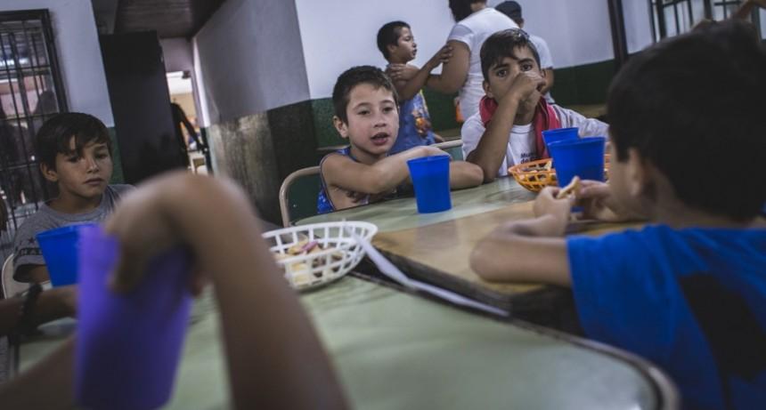 El Municipio comenzó a implementar el Sistema Alimentario Escolar