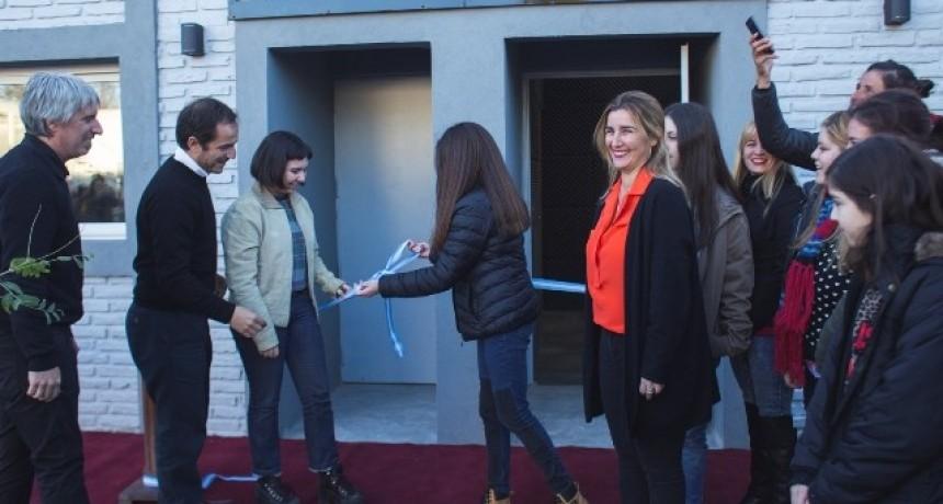 El Intendente inauguró las nuevas instalaciones de la Escuela Municipal de Música