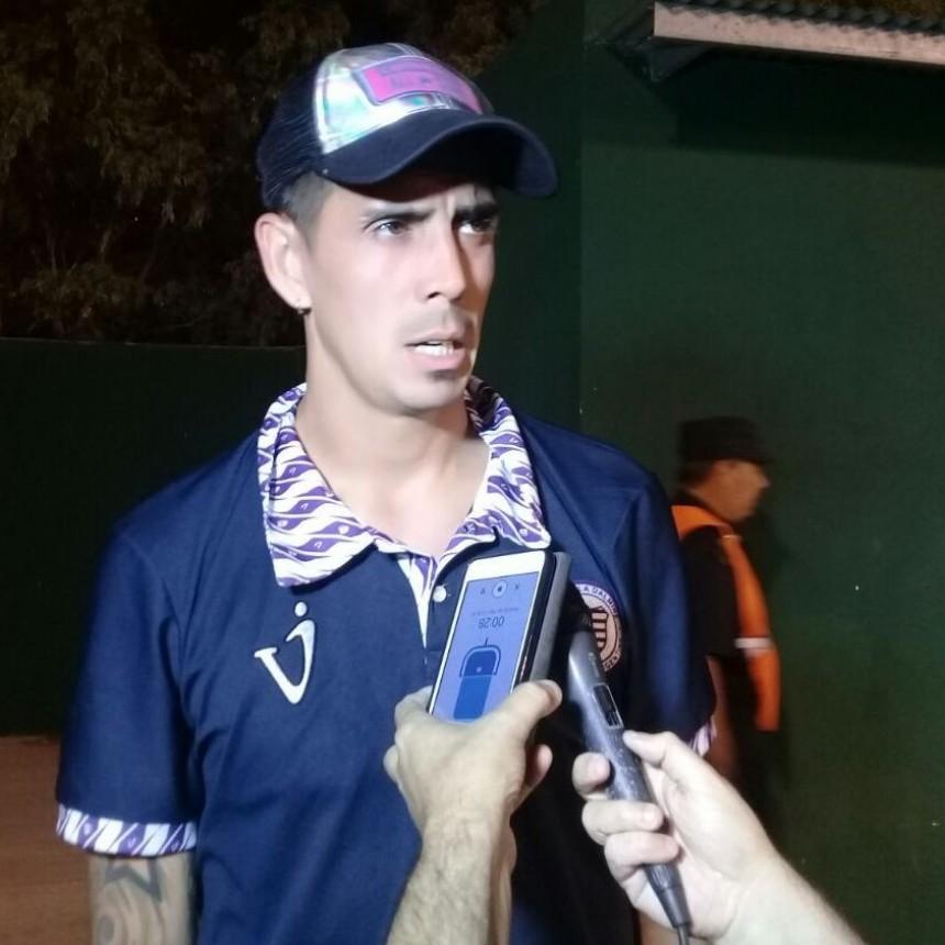 Martìn Perafàn deja Villa Dàlmine para jugar en Mitre de Santiago del Estero