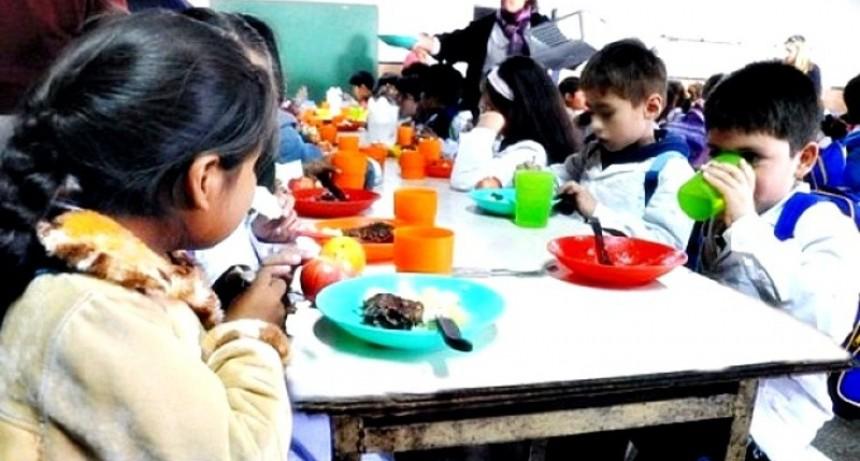 """Con el SAE """"en algunas escuelas come solo el 60% de los chicos"""""""