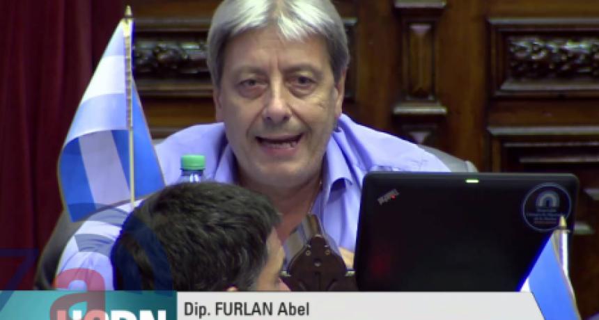 El Diputado Nacional Abel Furlán se refirió a la votación de la ley de despenalización del aborto