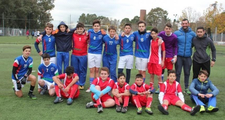 Juegos Bonaerenses: se disputó la etapa local de fútbol playa