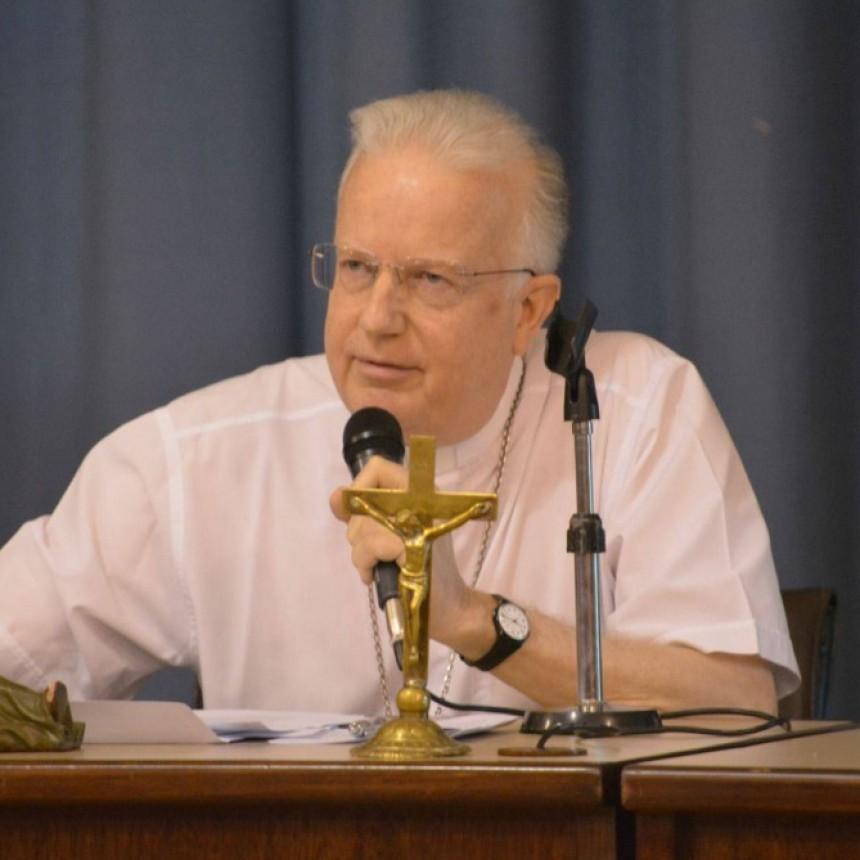 Declaraciones Monseñor Pedro Laxague sobre el proyecto de despenalizaciòn del aborto