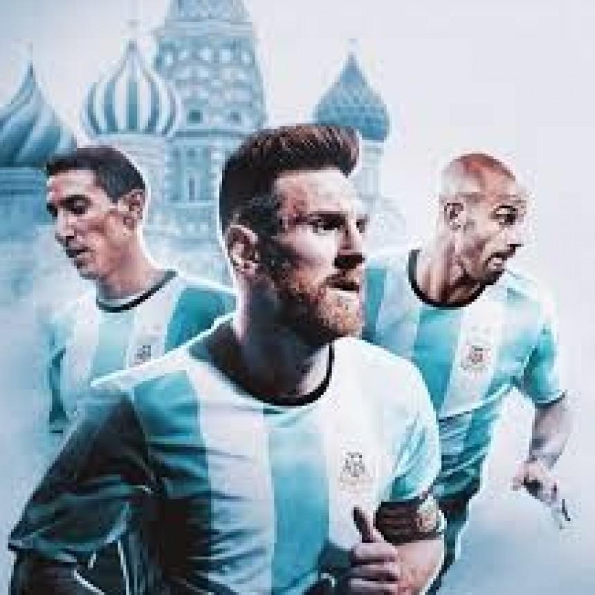 Argentina y un empate inesperado en el debut mundialista