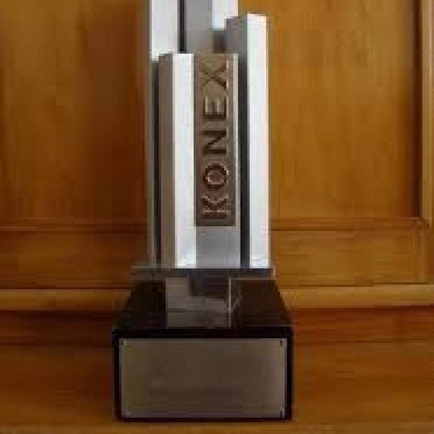 El programa ProPymes del Grupo Techint fue premiado en los Premios Konex 2018