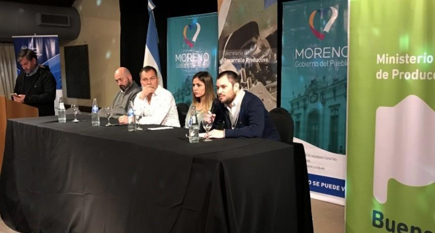 Más de 150 empresas participaron de la Ronda de Negocios Multisectorial en Moreno