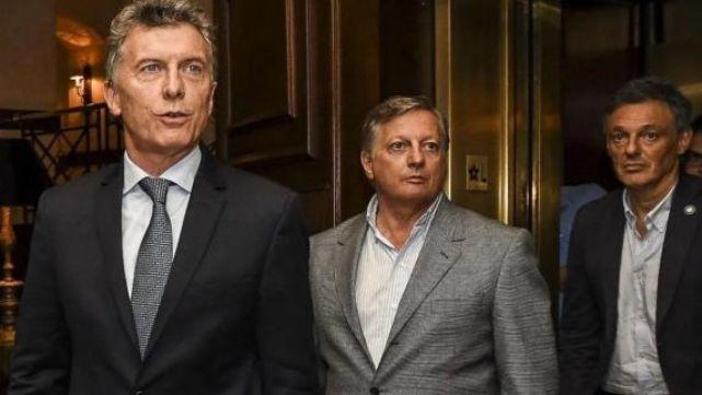 Macri desplazó a Aranguren y a Cabrera