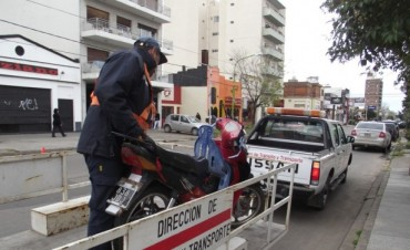 El Municipio realizó nuevos controles vehiculares y documentales