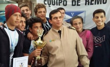 Campana Boat Club levantó nuevamente la Copa Conjunto