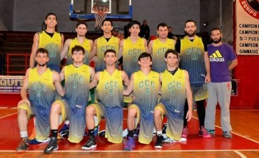 Club Ciudad de Campana le ganó a Sportivo Escobar por 68 a 65