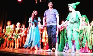 Peter Pan vuelve este domingo al Teatro Pedro Barbero