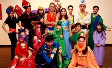 Desde este miércoles se entregarán las entradas para Aladdin