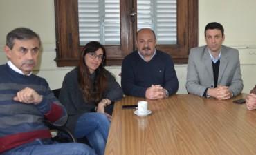 Raineri y Cazador anunciaron la unificación del Bloque Cambiemos