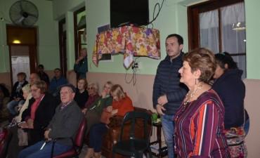 El Intendente acompañó al Hogar Manuel en su 16º aniversario