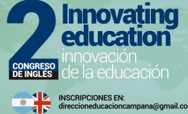 Dictarán el 2º congreso de inglés gratuito