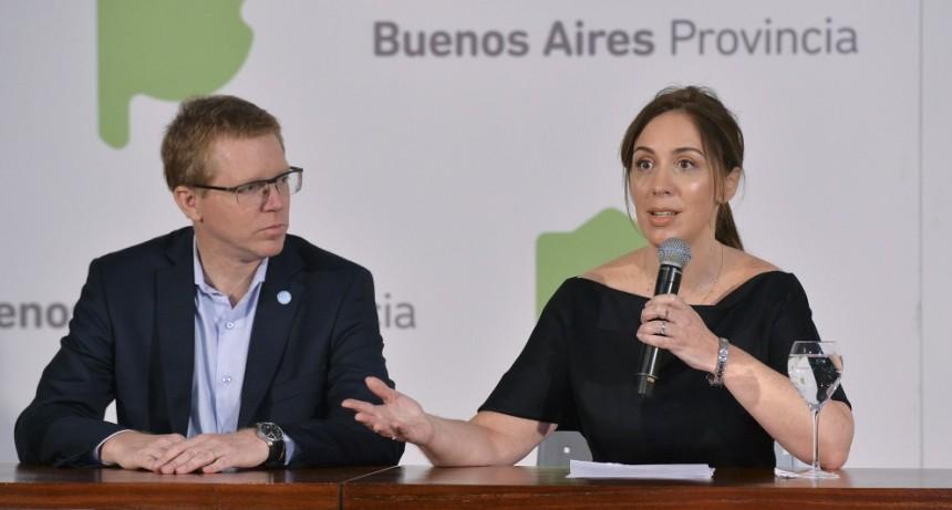 VIDAL RELANZÓ EL PROGRAMA DE DESCUENTOS DEL 50% EN SUPERMERCADOS PARA CLIENTES DEL BANCO PROVINCIA