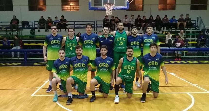El Club Ciudad de Campana derrotó al Campana Boat Club por 82 a 69