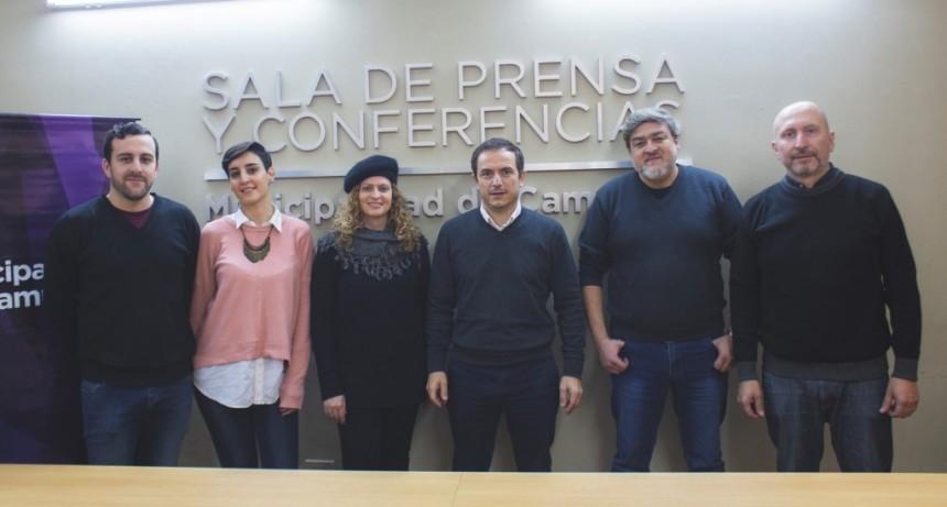 Hermanamiento Campana - Vila de Cruces: artistas de la ciudad viajarán a España
