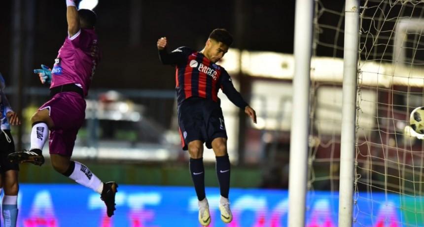 San Lorenzo de Almagro derrotó a Racing de Córdoba por 1 a 0