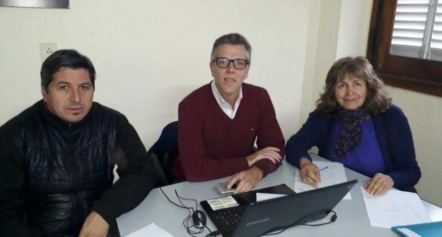 """La UV Más Campana solicitó la puesta en marcha de la """"Carrera de Miguel"""""""