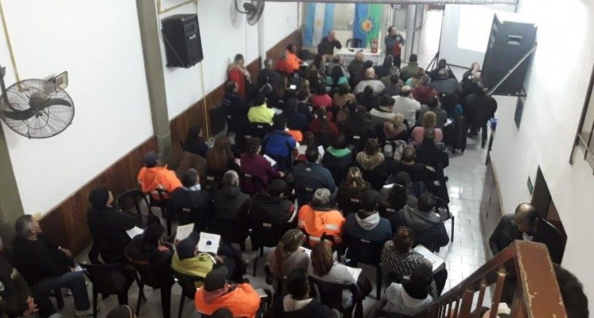 El Sindicato de Trabajadores Municipales continúa con el plan de capacitación