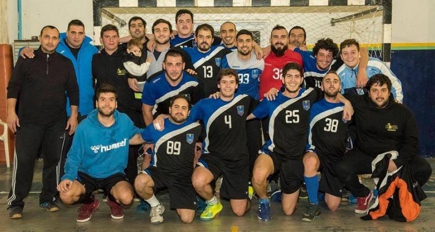 La 6° Caballeros de Handball del CBC debutará ante Municipio de Lomas