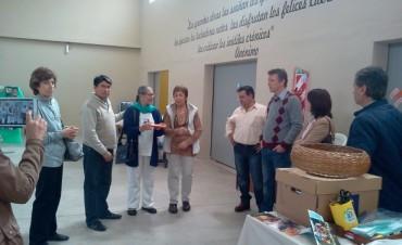 El Comité de la UCR entregó donación al Grupo Esperanza
