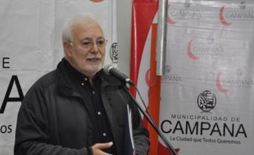 """""""La pavimentación de la calle Bellomo y las obras complementarias de desagües pluviales generan beneficios en lo inmediato a más de 20.000 vecinos"""""""
