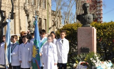 El Municipio avanza con los preparativos para un nuevo Acto Homenaje al Gral. José de San Martín