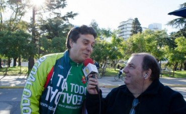 Salida de Cicloturismo de ATODOPEDAL - 40 Km.