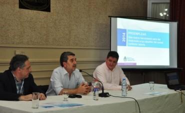 El Ministerio de Trabajo de Nación y el Municipio presentaron el Programa PRO.EMPLEAR de Apoyo a la Inserción Laboral en Empresas