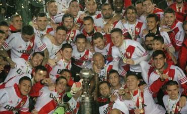 River Plate se consagró Campeón de la Copa Libertadores de  América