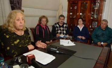 La Intendente Giroldi decretó la Emergencia Meteorológica, Sanitaria y Ambiental en el Partido de Campana