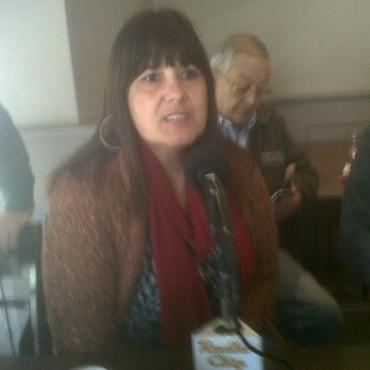 NANCY BIANCHI Y UNA ELECCION ORDENADA EN EL COLEGIO ARMONIA