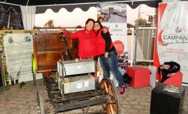 Campana participó de la Fiesta por los 400 años de Baradero