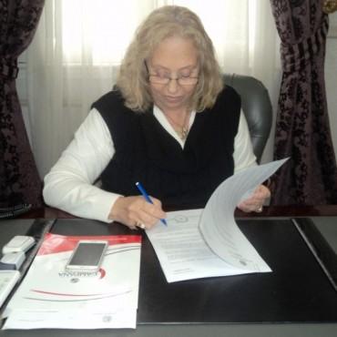 La Intendente Giroldi reduce impuestos a los trabajadores de Tenaris afectados por la crisis