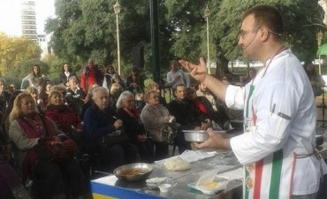 Promociones en la Semana de la Cocina Italiana en Buenos Aires