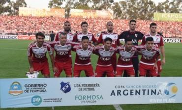 River Plate venció 3-0 a Sportivo Rivadavia