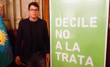 El Municipio participó de la Jornada de Lucha contra la Trata de Personas