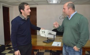 El Municipio adquirió un probador de visión para agilizar los exámenes de las licencias de conducir