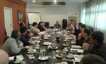 Campana trabaja junto a otros municipios en temáticas de tránsito