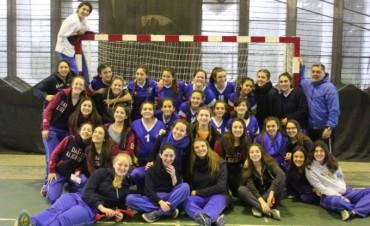 Handball femenino: Campana avanza en los Juegos Bonaerenses