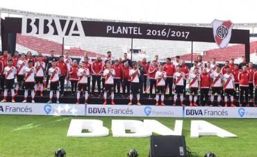 River Plate jugò un amistoso con Tigre