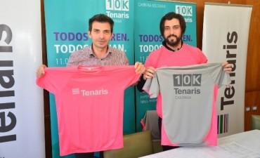 Se presentó la 13° edición de la 10K Tenaris