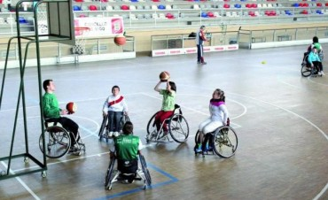 Se realizará una capacitación para la integración de personas con discapacidad en el deporte