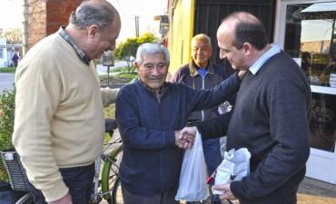 Sergio Roses:En cada barrio que recorremos se están haciendo obras que mejoran la vida de los vecinos